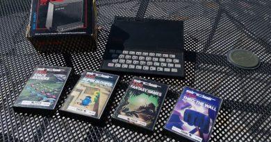 Gaming News: Spiele für den ZX81
