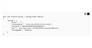 Richtlinien für verschiedenen Anwendergruppen in AWS Identity and Access Management anlegen