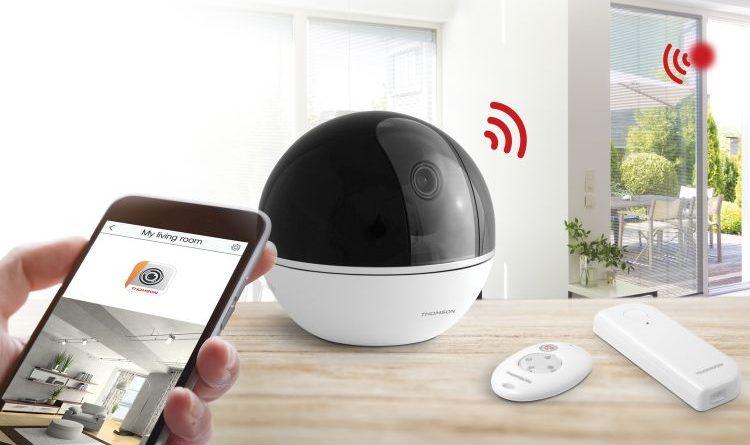 Thomson At Home – Smart Home aus einer Hand ohne Zusatzhardware