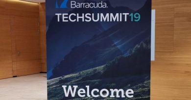 Barracuda Techsummit19 in Alpbach