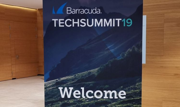 Barracuda Techsummit19 in Alpbach