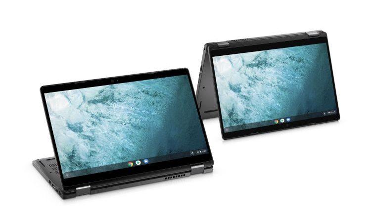 Dell Technologies bringt seine ersten Latitude-Enterprise-Chromebooks auf den Markt