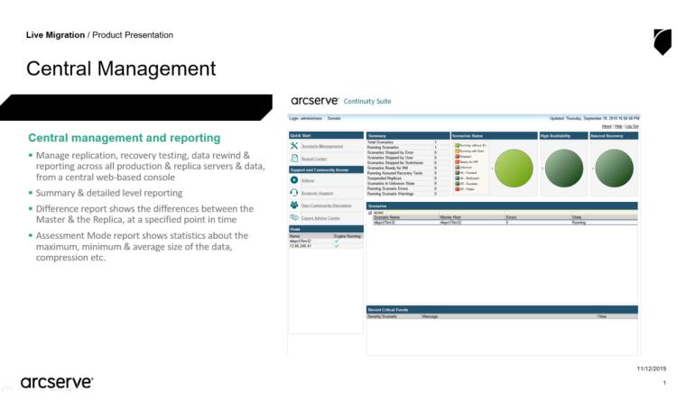 Neue Lösung für flexible Migration von Daten, Anwendungen und Workloads
