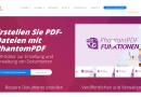 PhantomPDF von Foxit Software wird der erste RPA-fähige PDF Editor