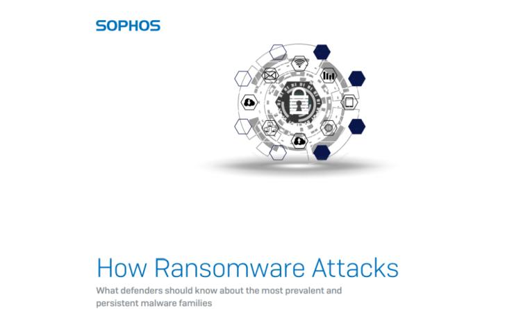 Sophos veröffentlicht Kompendium zum IT-Security-Topthema Ransomware