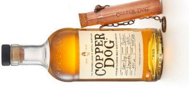 """Eine Geschichte um Schmugglerware aus der Speyside - Premium Blended Scotch Whisky """"Copper Dog"""" - Foto: Copper Dog"""