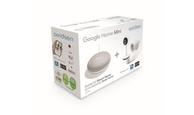 Avidsen Home ist da – Smart Home für alle Haushalte