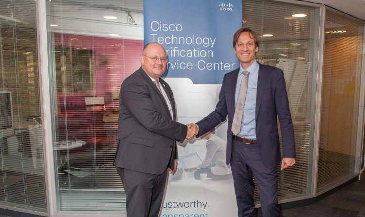 Cisco eröffnet Technology Verification Service Center in Bonn