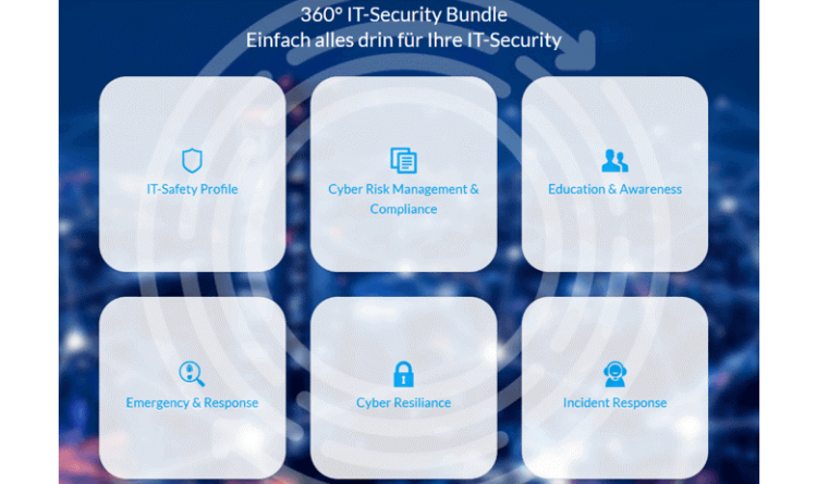 Allgeier CORE präsentiert 360-Grad IT-Security Bundle