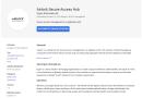 Airlock Secure Access Hub auf Google Cloud Marketplace