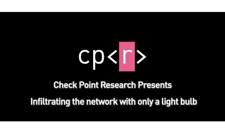 Die dunkle Seite von Smart Lighting: Über die Glühbirne gehackt
