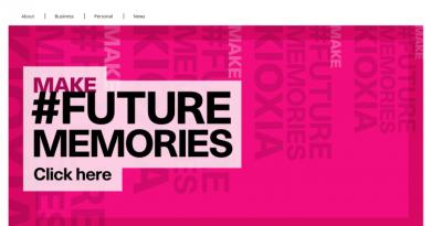 Kioxia Europe präsentiert fünfte BiCS-FLASH-Generation