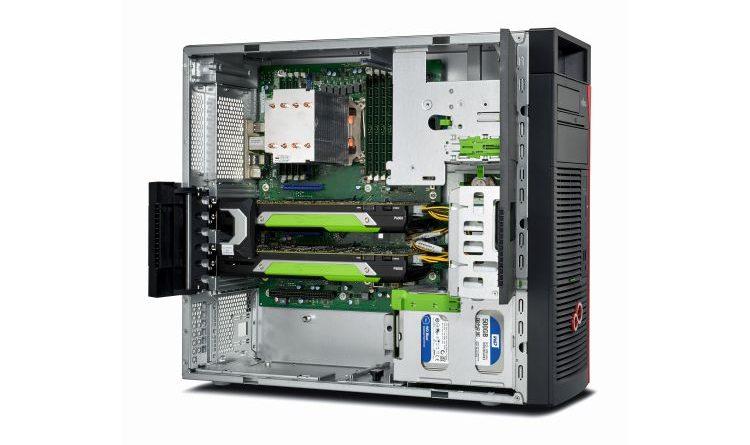 Neue Fujitsu Workstations mit 3D-Engineering- und Kreativ-Kapazitäten für Profis