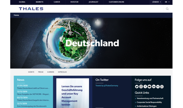 Thales bringt kennwortlose Authentifizierung in die Unternehmen