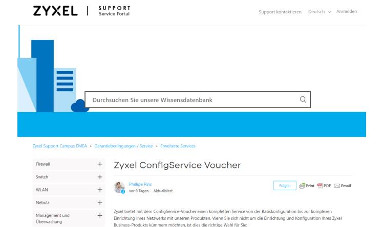 Zyxel bietet ab sofort Remote-Online-Gerätekonfiguration im virtuellen Labor ZyLab an