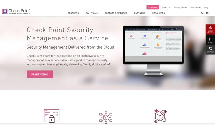 Check Point liefert einheitliches Sicherheits-Management als Cloud-Service