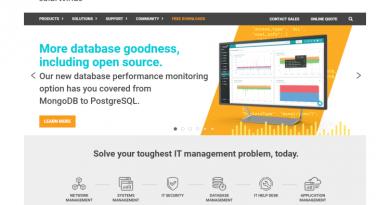 SolarWinds erweitert Datenbank-Portfolio mit Database Performance Monitor für Cloud-native Umgebungen
