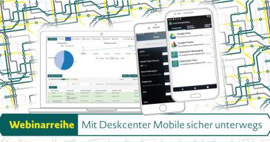 Maßnahmen für eine sichere Verwaltung mobiler Endgeräte