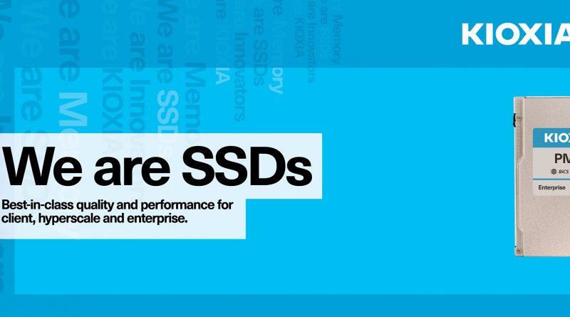 24G-SAS-SSDs für den Einsatz in Servern und Speicherkomponenten