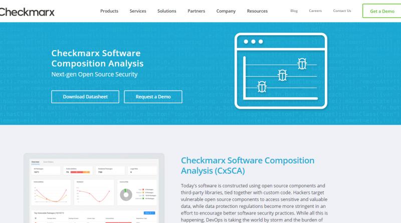Open-Source-Schwachstellen mit neuem Checkmarx-Produkt beseitigen