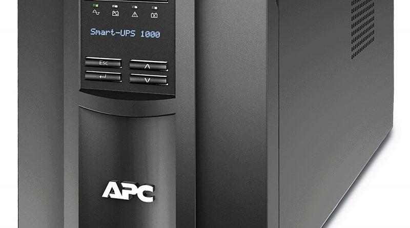 Produkt des Monats: Schneider Electric APC Smart-UPS SMT1000IC – Online-Überwachung für die USV