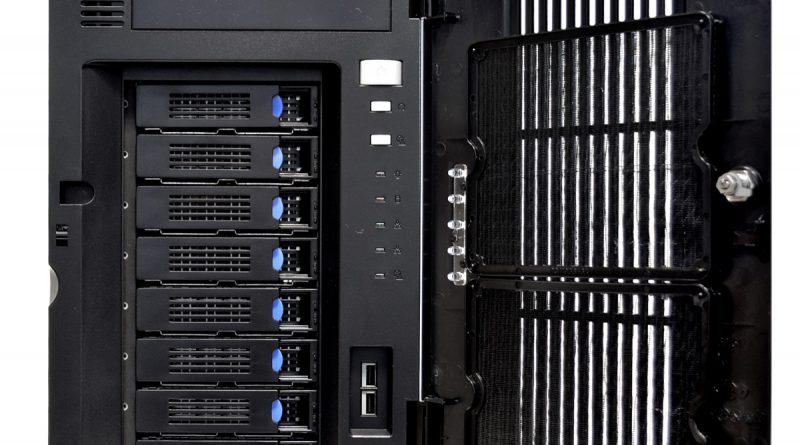 ICO bringt Server mit EPYC-Prozessoren von AMD auf den Markt