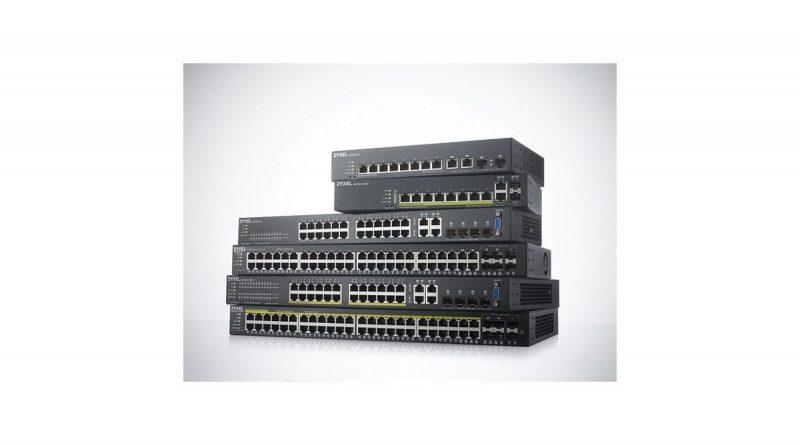 Hybrid-Switch mit Tri-Mode-Management (Cloud, CLI und SNMP)