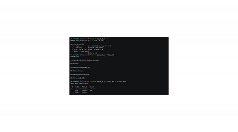 Open-Source-Lösung parst AccessDB-Dateien