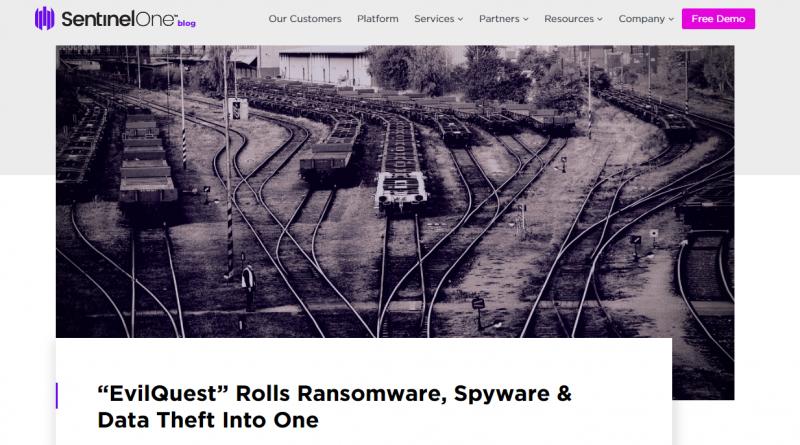 EvilQuest-Ransomware: kostenloses Entschlüsselungswerkzeug verfügbar