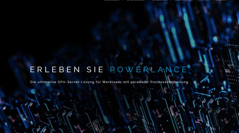 Neue GPU-Server von centron