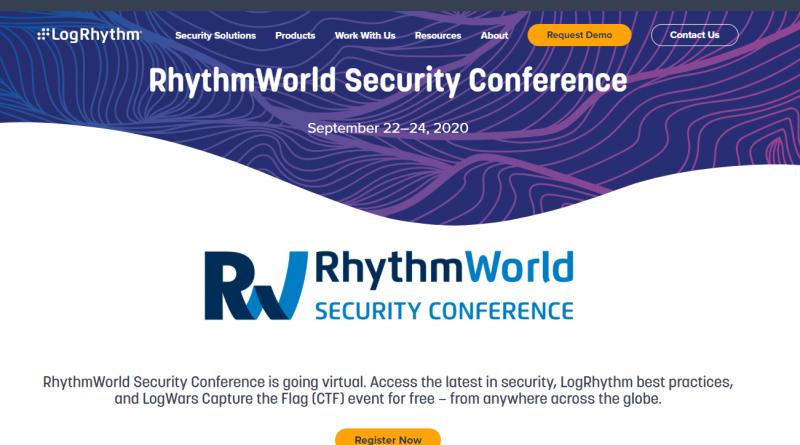 Virtuelle Sicherheitskonferenz von LogRhythm ohne Teilnahmegebühr