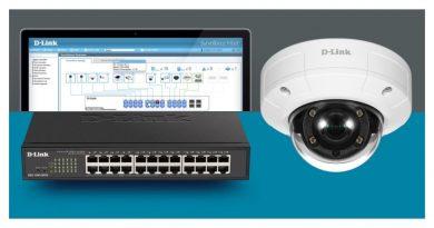 Produkt des Monats: D-Link DGS-1100-24PV2 und DCS-4625