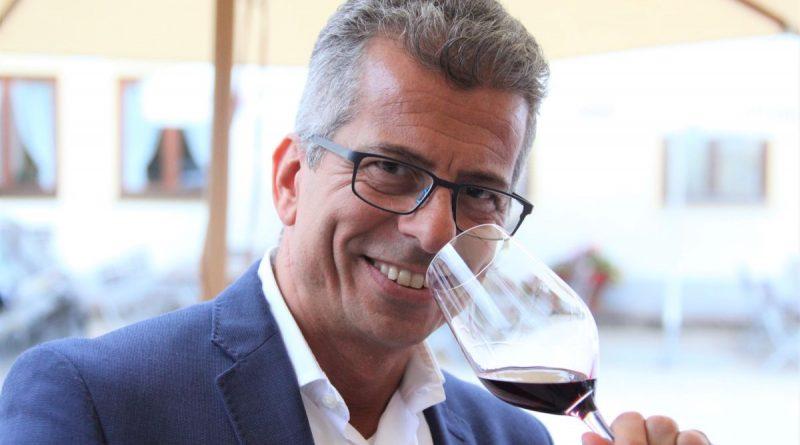 Andrea Vestri, Geschäftführer European Wine Education