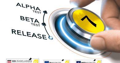 Der SECURE-BOOT-STICK von ECOS Technology erhält erneut eine BSI-Zulassung