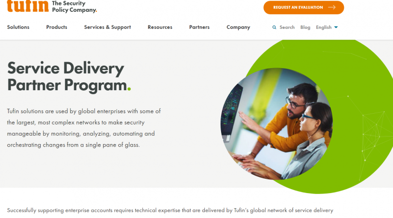 Tufin erweitert sein Service-Delivery-Parter-Plus-Programm um einen neuen Development-Kurs