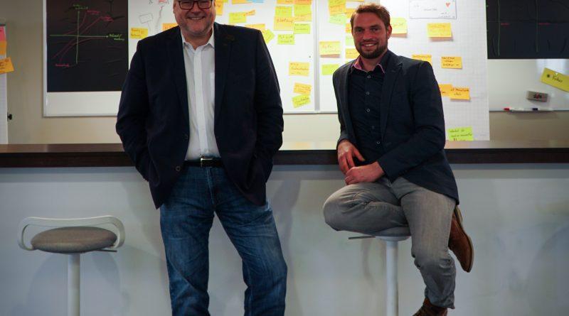 Vorstandswechsel bei Deskcenter: Neue Doppelspitze