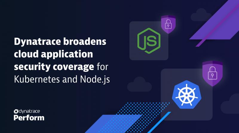 Cloud-App-Sicherheit auf Node.js und Kubernetes erweitert