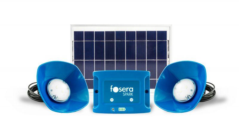 Produkt des Monats: Fosera Spark – Netzunabhängiges Licht und solarbetriebene Powerbank