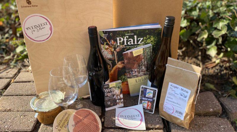"""Zweites virtuelles """"Weinfest für Dehäm"""": Die Südliche Weinstraße lädt wieder zum Schlemmen und Feiern ein"""