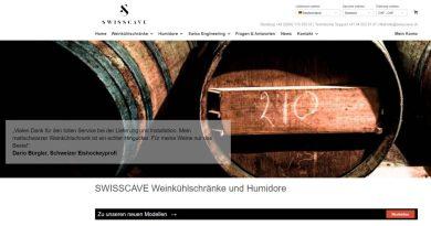 Swisscave - Screenshot sysbus.eu
