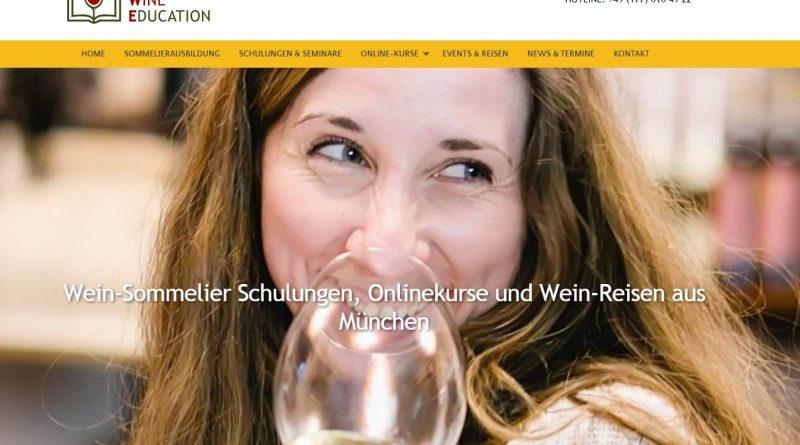 Online Fachwissen zum Thema Wein aneignen bei European Wine Education