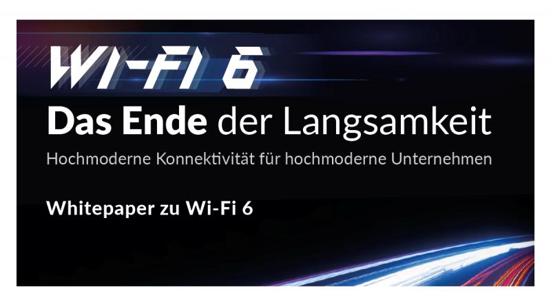 Wi-Fi 6 (WLAN AX) – der neue WLAN-Standard einfach erklärt