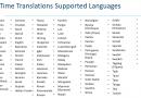 Webex übersetzt in Echtzeit