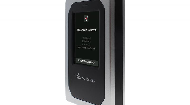 Neue hardware-verschlüsselte USB-Festplatten (als SSD und HDD)