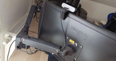 Produkt des Monats: ergotron LX Dual Side-by-Side Arm – Flexible Halterung für zwei Monitore