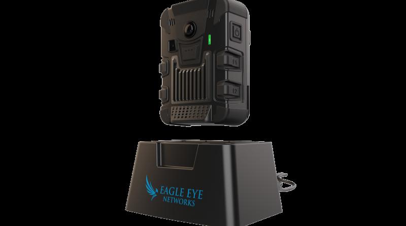 Body-Kamera von Eagle Eye Networks