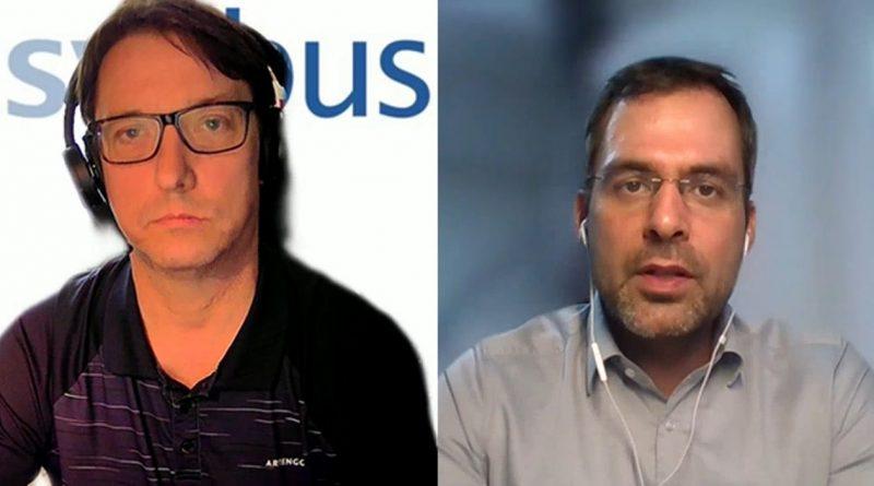 Sysbus-Interview mit Tim Heine, Head of Public Sector und Healthcare bei der NetApp Deutschland GmbH