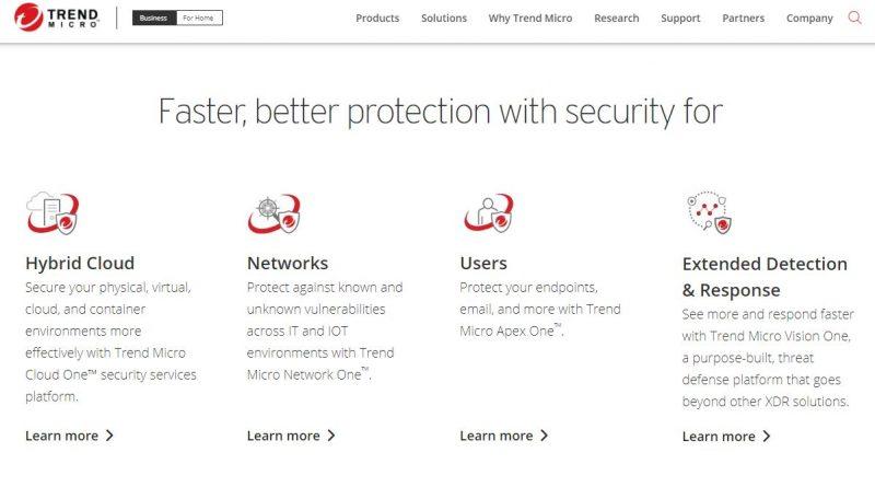 Zero-Trust-Lösung von Trend Micro