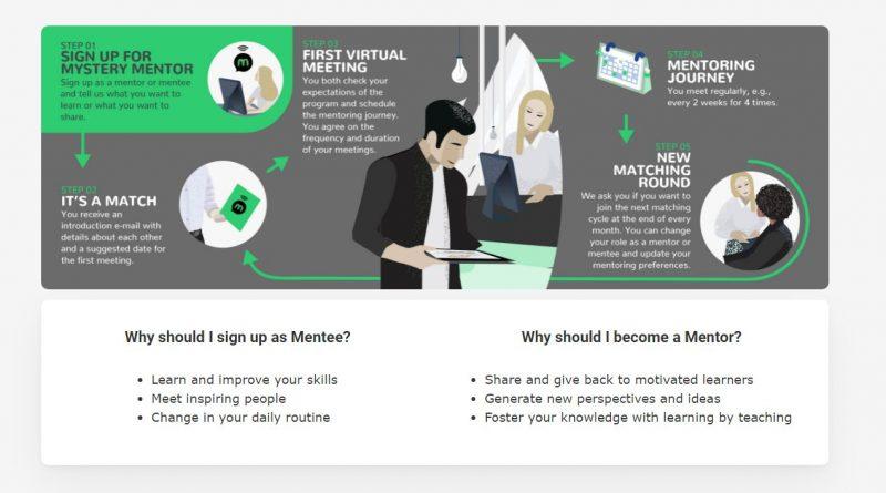 Freie Mentoring Plattform von Mystery Minds