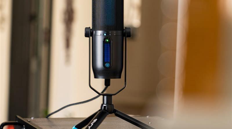 Produkt des Monats: Talk Pro von JLab Audio – USB-Mikrofon für anspruchsvolle Einsatzgebiete